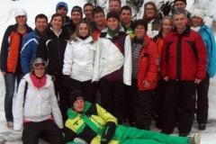 Skiweekend Flumserberg 2013