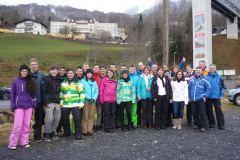 Skiweekend Pizol 2015