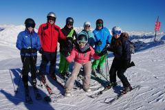 Skiweekend Savognin 2018