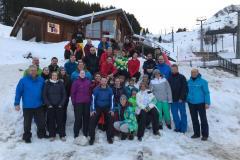 Skiweekend Sedrun 2020